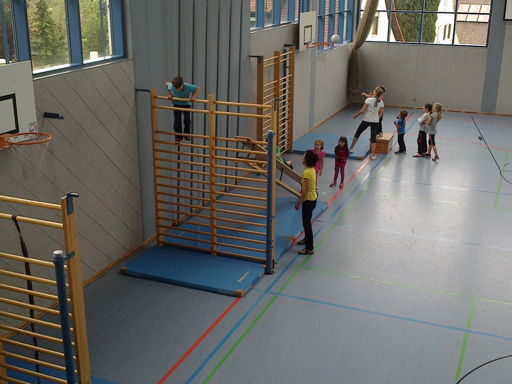 Photo of Bilder Kinderturnen