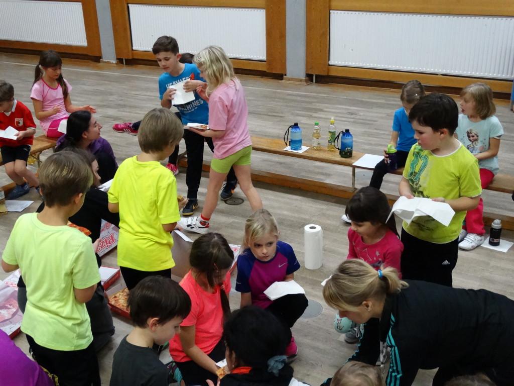 Photo of Jahresabschluss 2015 Kinderturnen
